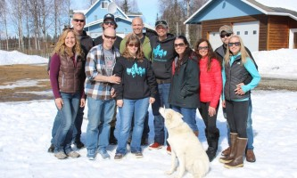 Liz Failor tour group alaska alaskan husky adventures