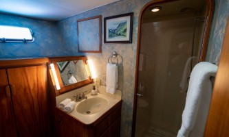 Alaskan luxury cruises Bathroom2