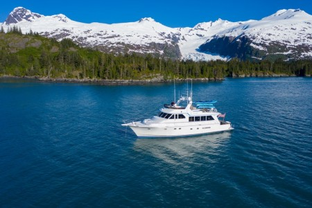 Alaskan Luxury Cruises