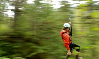 Alaska alpine zipline adventures juneau Patrick Zip alaska zipline adventures