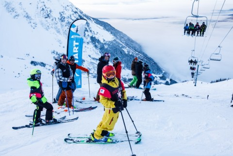 Alyeska has 1,610 skiable acres and 76 named runs and trails