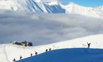 SM Center Ridge alaska hotel alyeska girdwood resort downhill skiing winter activities