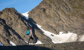 RKP Alyeska summer socialdistance 3 alaska hotel alyeska girdwood resort summer mountain biking hiking trails