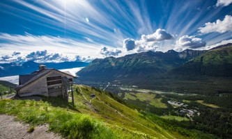 RKP Hiking2018 6 alaska hotel alyeska girdwood resort summer mountain biking hiking trails