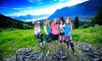 RKP Aly bike Girls 203 of 228 alaska hotel alyeska girdwood resort summer mountain biking hiking trails