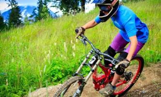 RKP Aly bike Girls 11 of 228 alaska hotel alyeska girdwood resort summer mountain biking hiking trails
