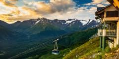 Alyeska Resort Aerial Tramway