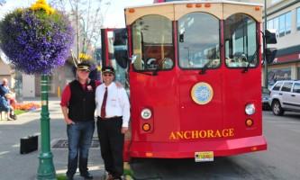 Anchorage Trolley Anchorage Trolley Photo Shoot 0222019