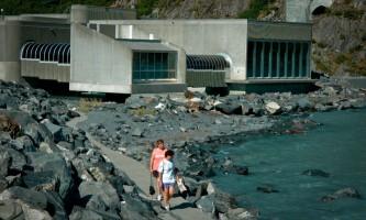 Begich boggs visitor center Begich Boggs RSK Alaska Channel Begich Boggs Visitor Center