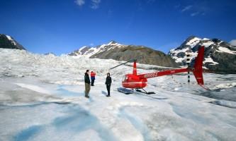 Comet Heli H Ike 20 Mile Glacier Landing Raft Trip PC Corey Anderson2019