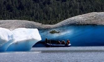 Chugach Adventures 2013 See Thru Icebergs2019