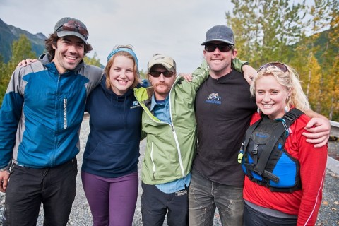 Chugach Adventures is proud to support local Alaskans. All guides were born and raised in Alaska or have spent many years here!