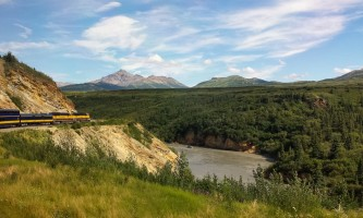Coast to coast arctic explorer 170 alaska railroad bend fairbanks 580 0 Original