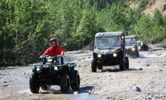 2018 Denali ATV 432019