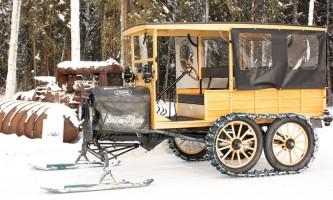 Fountainhead auto museum Auto Museum Alaska Org Listing Photos 0003 FMA 40a Snow Flyer full