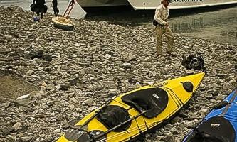 Glacier bay lodge GB boat 2 Alaska Channel