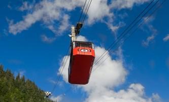 Mt Roberts Tram Tram Car26272019