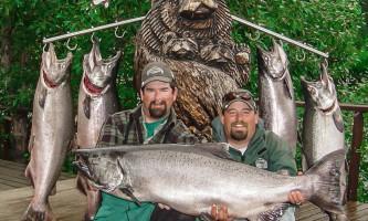 Great Alaska Adventure Lodge SALMON 0182019