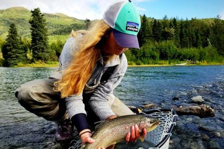 Fishing at Great Alaska Adventure Lodge
