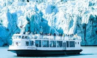 Portage Glacier Portage Glacier mv Ptarmigan2019
