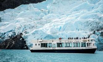 Portage Glacier Portage Glacier Boat and Glacier2019