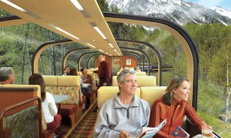 2012 Princess Rail Guests in Dome with beverages2019