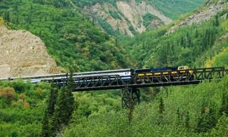 Princess rail tour ak09 denali park00102019