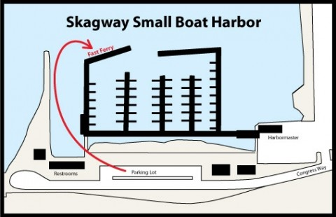 Haines Skagway Fast Ferry