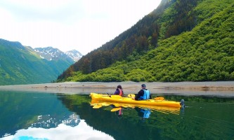 Alaska yacht charters Homer Ocean Charters Sea Kayak 2