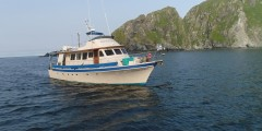 Alaska Yacht Cruising