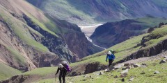 Kennicott Wilderness Guides Backpacking Trips