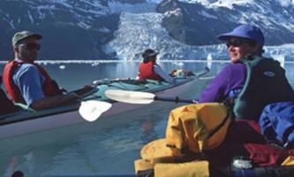 Lazy Otter Charters lazy otter kayaking alaska glacier2019