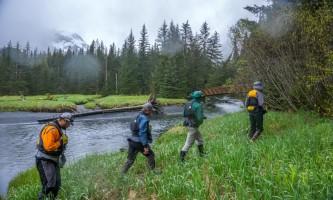 Alaska tonsina 2 tonsina creek kayaking trip