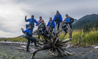 Alaska Tonsina0015 tonsina creek kayaking trip
