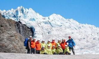 2021 Mendenhall Glacier Ice Adventure Tour Jason Glacier Tour Group
