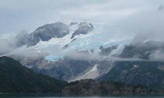 Alaska whittier North Pacific Expeditions Northwestern glacier clouds north pacific expeditions