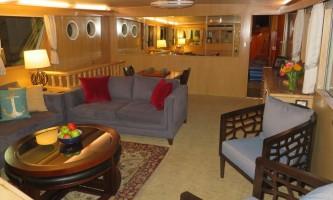 Alaska whittier North Pacific Expeditions Sea Star Main Salon north pacific expeditions