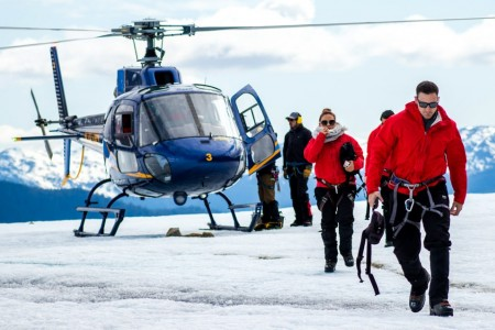 NorthStar Helicopters - Flightseeing & Guided Glacier Treks