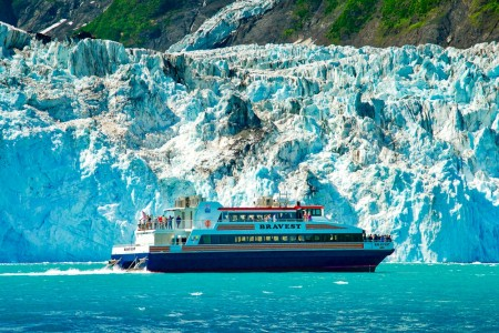 Phillips Cruises & Tours – Kenai Fjords Cruise