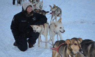 Salmon berr tours dog sledding 19