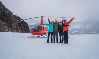 Seward helicopter tours 4
