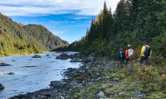 Trenton Gould Ellsworth 18 alaska seward wilderness collective