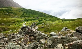 Trenton Gould Marathon 5 alaska seward wilderness collective
