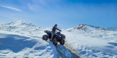 Snowhook Adventure Guides of Alaska: ATV Tours