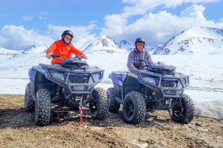 Snowhook Adventure Guides of Alaska: ATV Tours