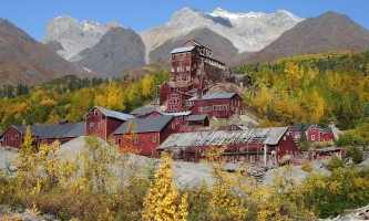 Kennecott Copper Mill alaska st elias alpine guides