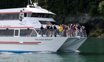 Stan stephens cruises valdez Alaska Channel 6