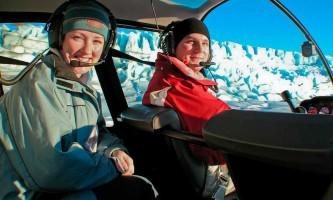 Talkeetna air taxi Alaska Channel