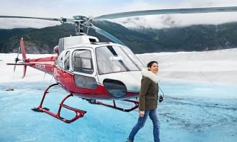 Temsco helicopter flightseeing mendenhall glacier walk Lady on the Mendy TEMSCO Mendenhall Flightseeing and Glacier Walk