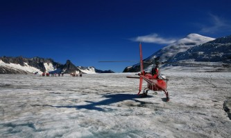 Alaska temsco skagway glacier discovery by helicopter tour 52 F Blue Sky TEMSCO Skagway Glacier Discovery by Helicopter Tour